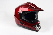 YOUTH OFF-ROAD HELMET W121-RED